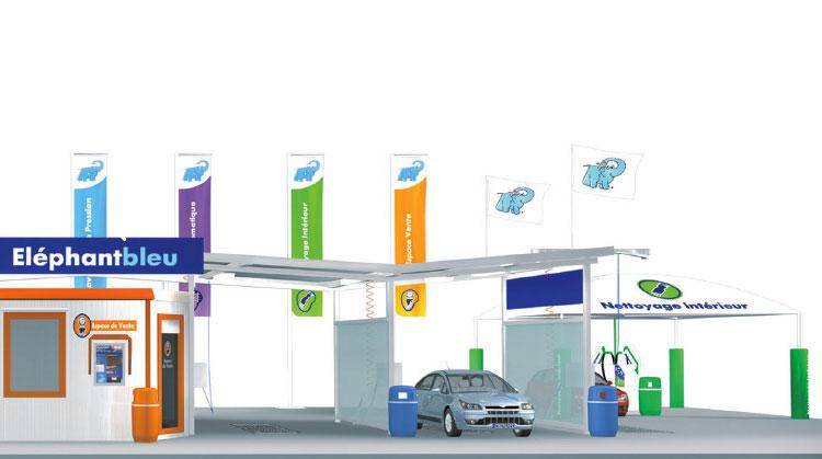 votre station de lavage auto fribourg schoenberg el phant bleu. Black Bedroom Furniture Sets. Home Design Ideas